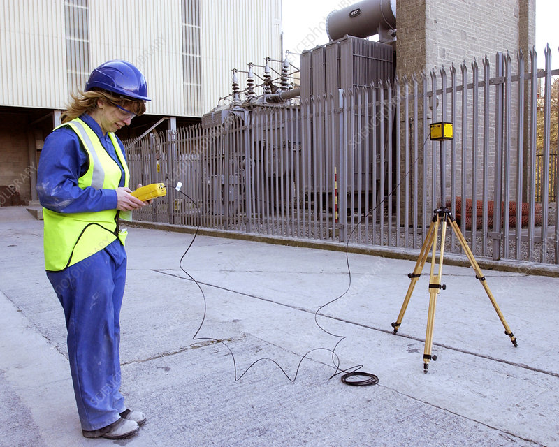 Electromagnetic field measurement