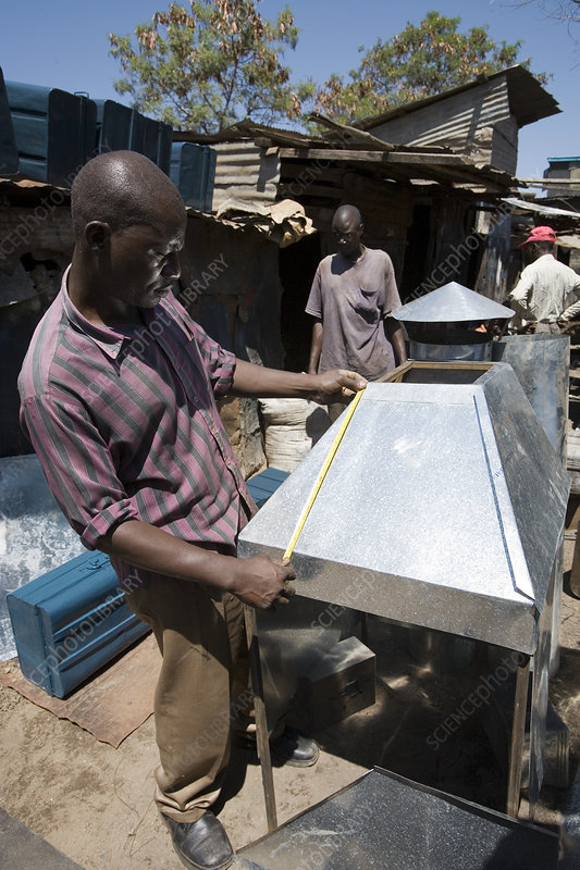 Metalworking, Kenya