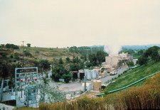 Puente Hills landfill gas recovery facility, Ca.