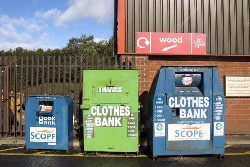Clothing banks
