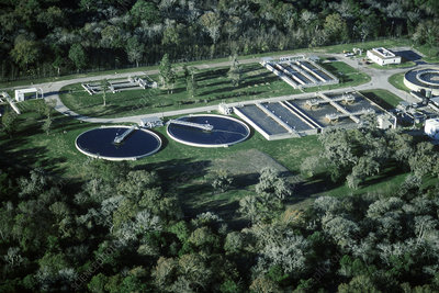 Water/Sewage Treatment Plant