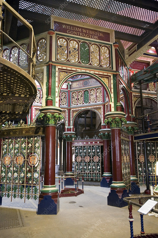 Crossness Pumping Station museum