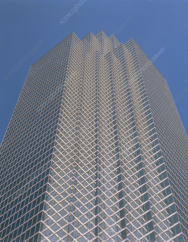 High-rise office building, Dallas, Texas