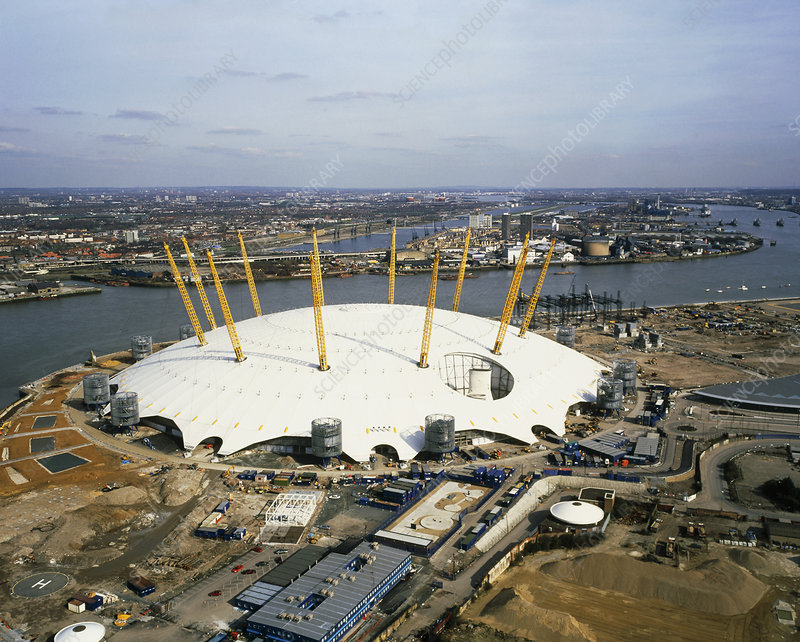 Millennium Dome, London, England