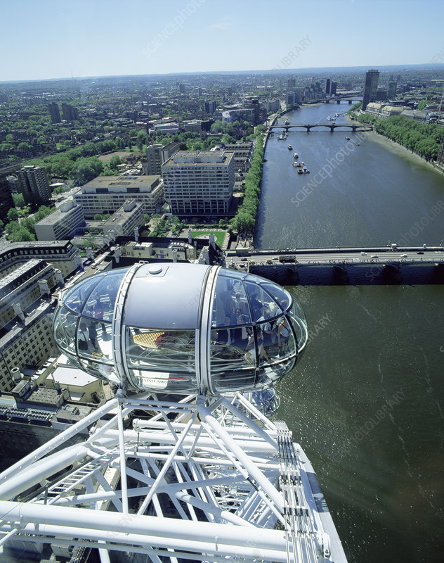 Pod of the London Eye