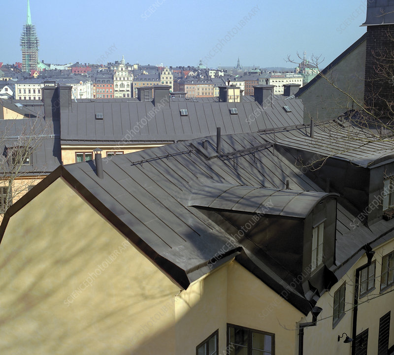 Tin roofs