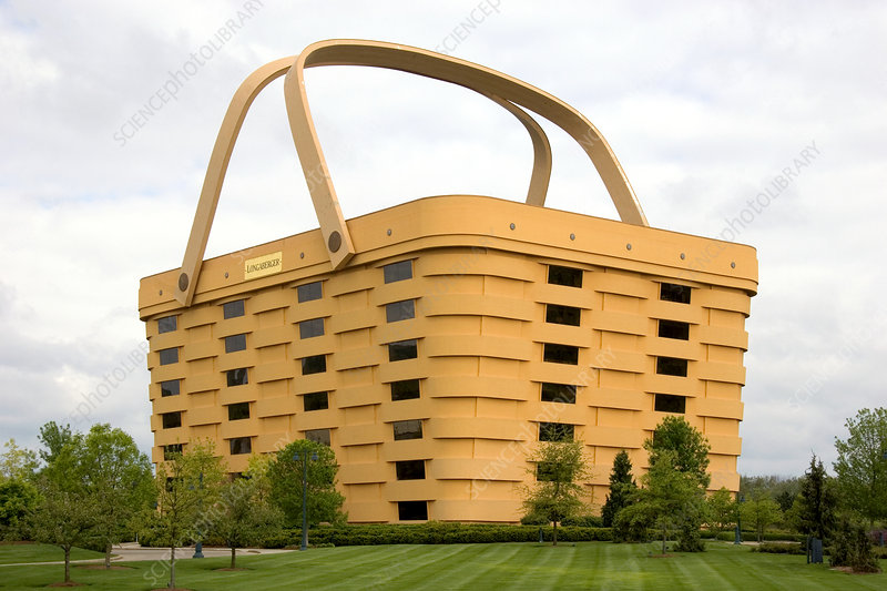 Longaberger Basket Company building