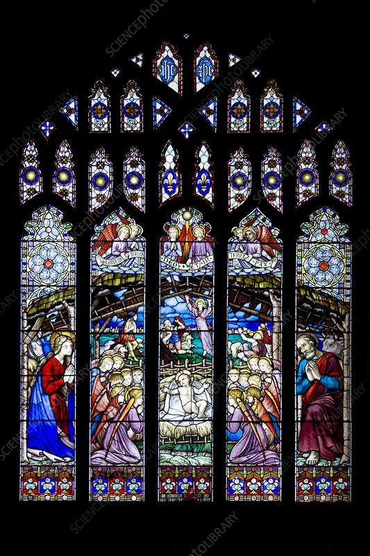 Westminster Window, Chester Cathedral