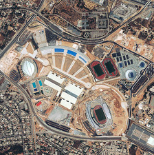 Olympic Sports Complex, Athens 2004