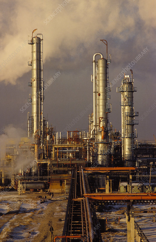 Petro-chemical derivatives plant