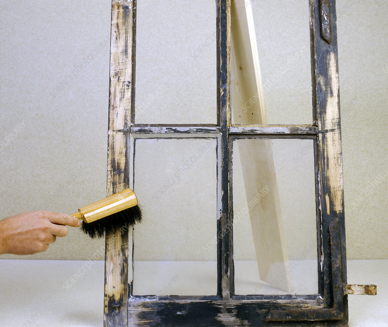 Window frame restoration