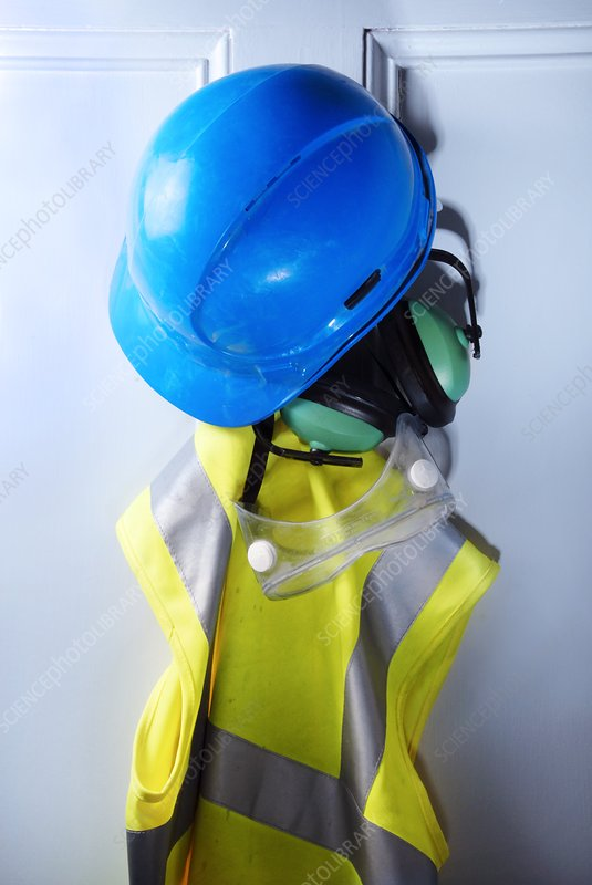 Construction worker's outfit