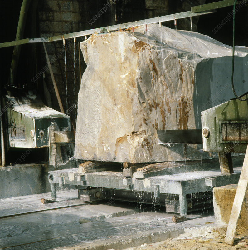 Marble quarry at Fantiscritti caves, Italy