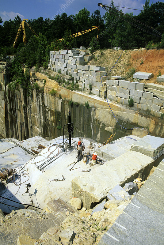 Granite Rock Quarry