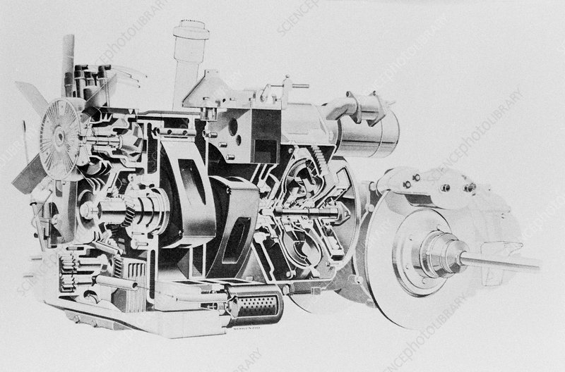 Wankel engine