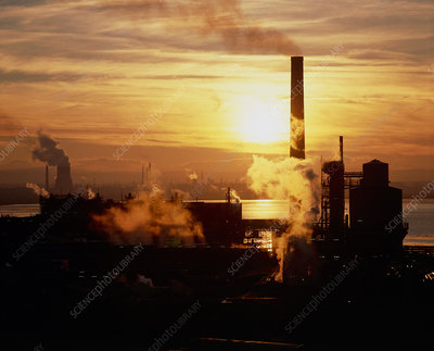 ICI's Castner Kellner chemical plant