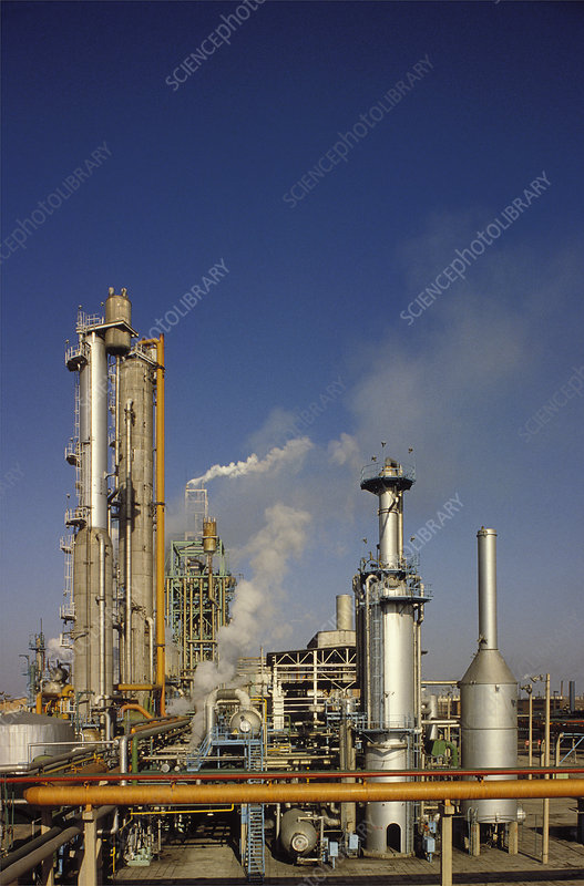 Fertilizer manufacturing plant