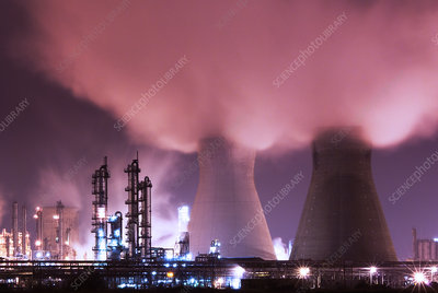 Grangemouth petrochemicals plant