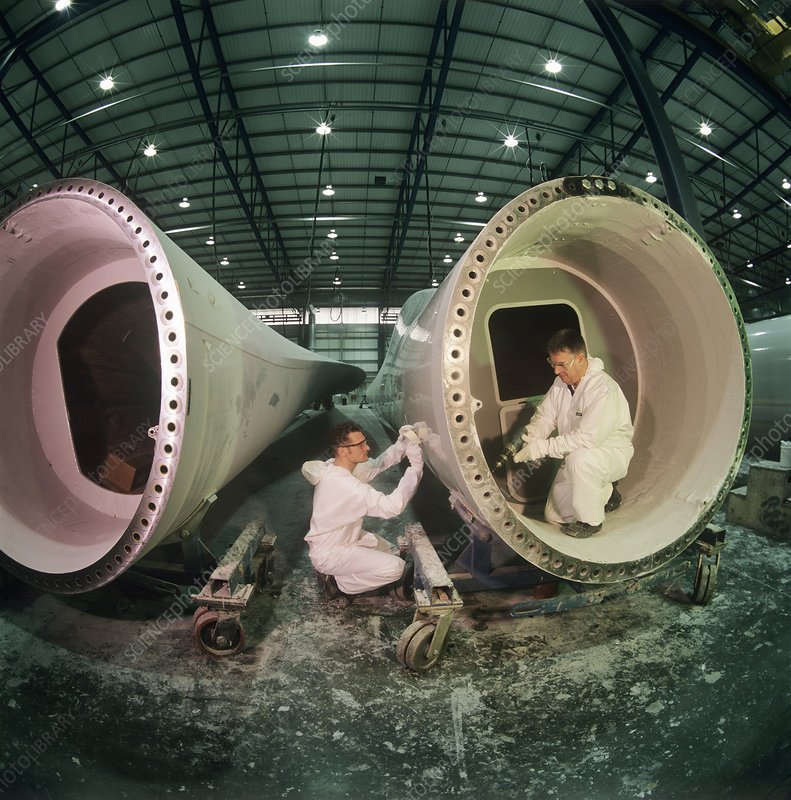 Wind turbine blade manufacture