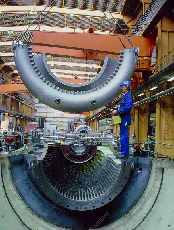Gas turbine assembly