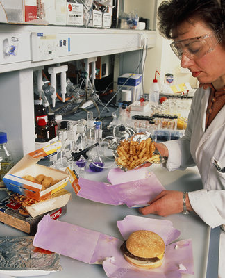 Research into packaging contamination of food