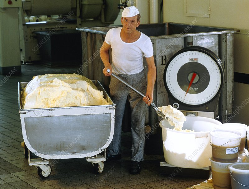 Bread production