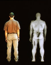 X-ray during BodySearch surveillance