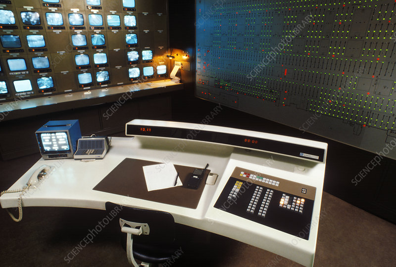 Security control room