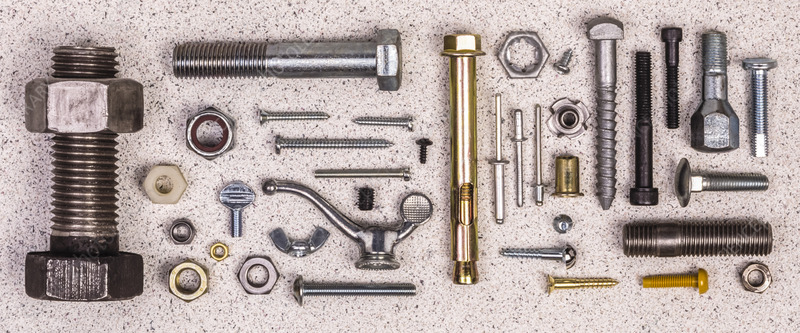 Nuts, bolts & rivets