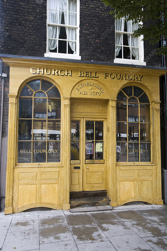 Church Bell Foundry