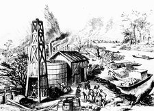 19th century oil industry