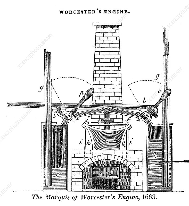 Worcester's engine