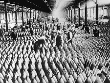 First World War munitions factory