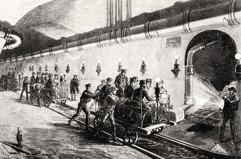 19th century sewers