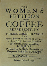 Coffee petition