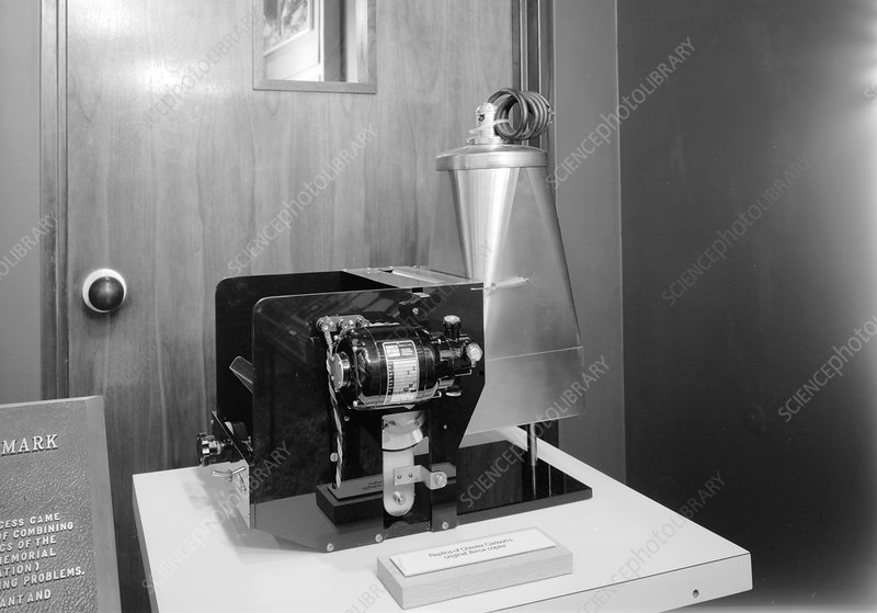 Early photocopier