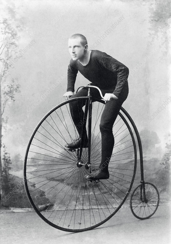 William Martin, American cyclist