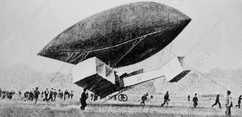 Early aeroplane