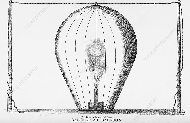 Rarified air balloon