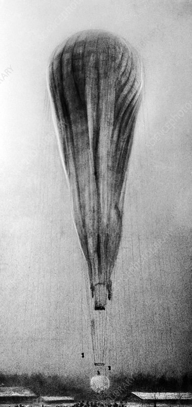 Soviet high-altitude balloon, 1934