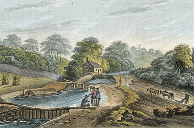 The Grand Junction Canal, 19th century