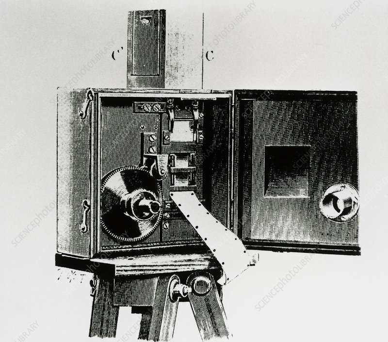 Lumiere projector