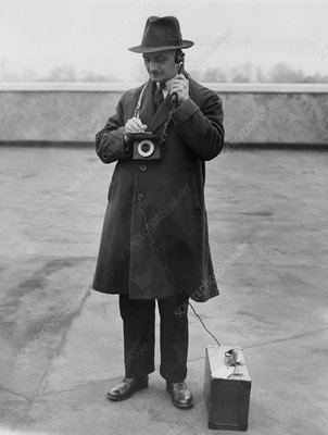 Measuring noise, 1932