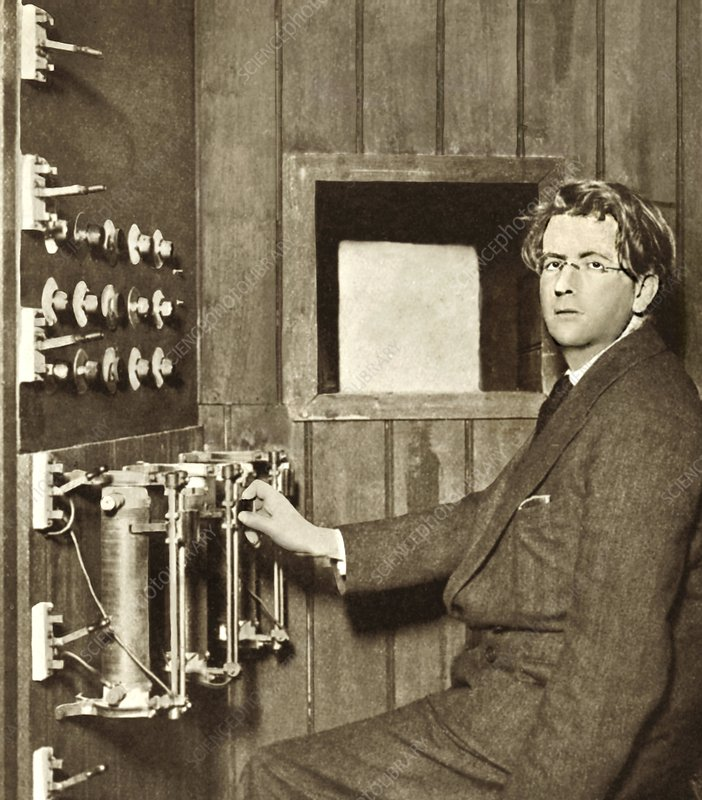 John Logie Baird, Scottish engineer