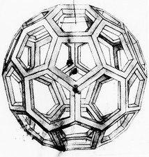 16th century geometrical artwork