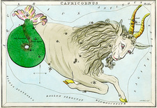 Capricornus constellation