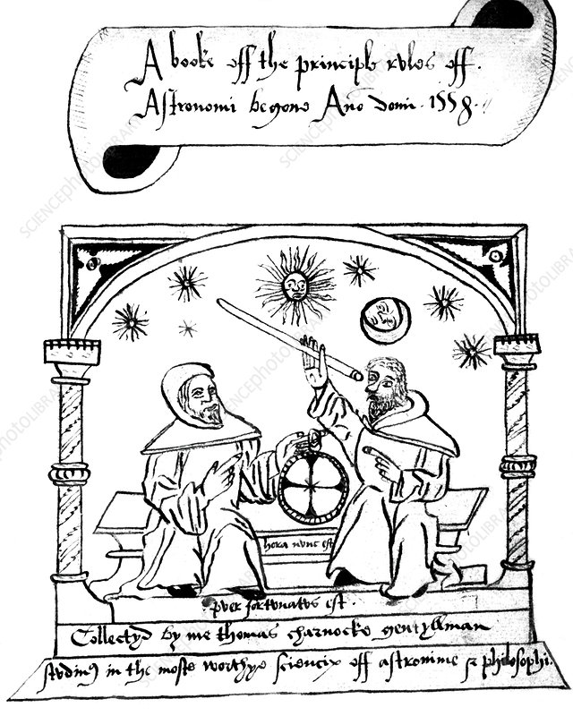 16th century English astronomy