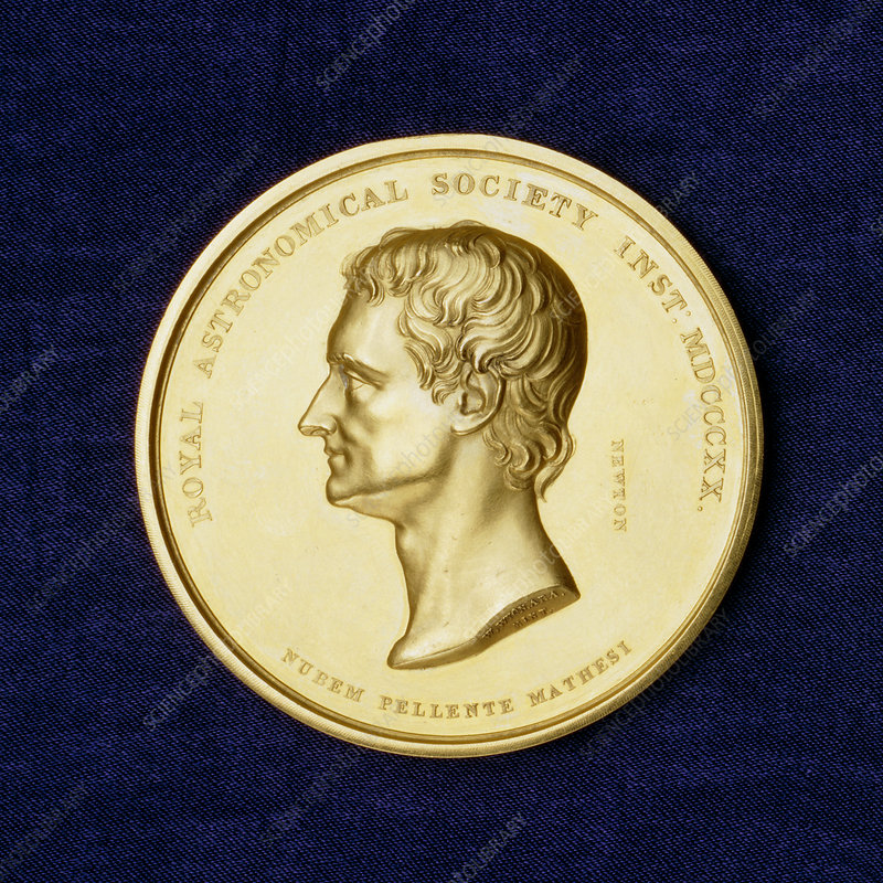 Royal Astronomical Society gold medal