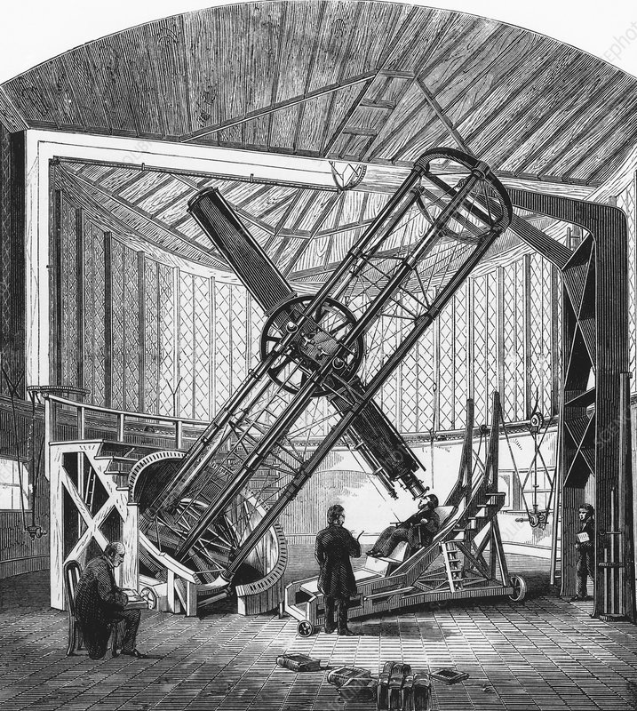 Great Equatorial telescope, Greenwich