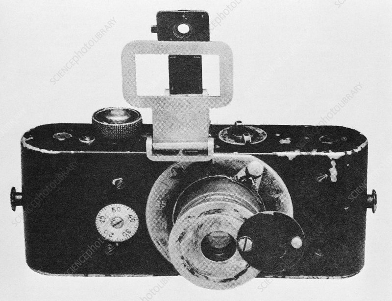 Early 35mm camera, 1913